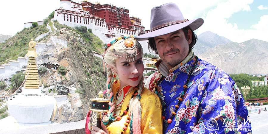 The Most Romantic Moment Recorded in Tibet Tours