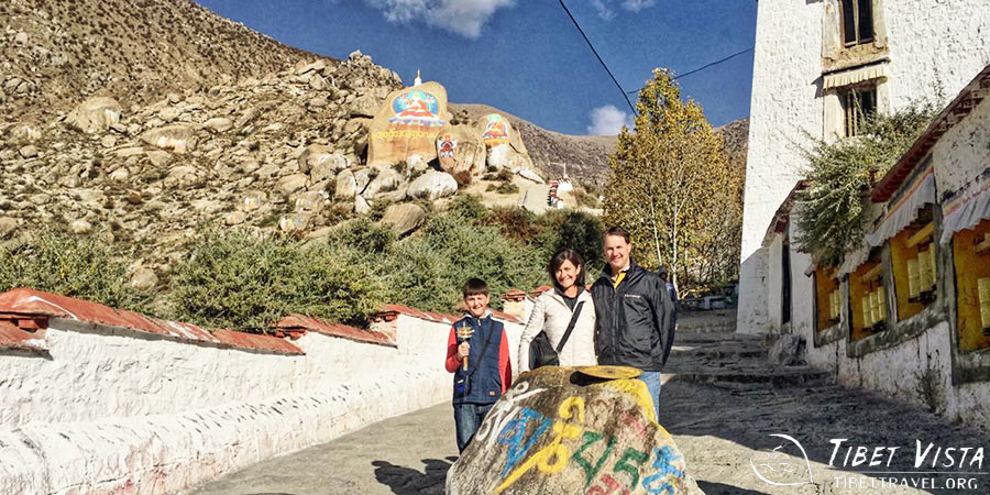 Tibet winter tour