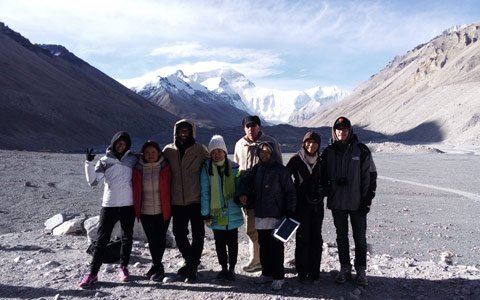 Tingri to Everest Base Camp Trekking