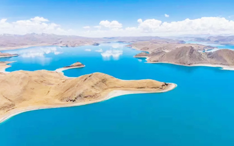 Yamdrok Lake Photography: photographic guide to Yamdrok Lake in Tibet