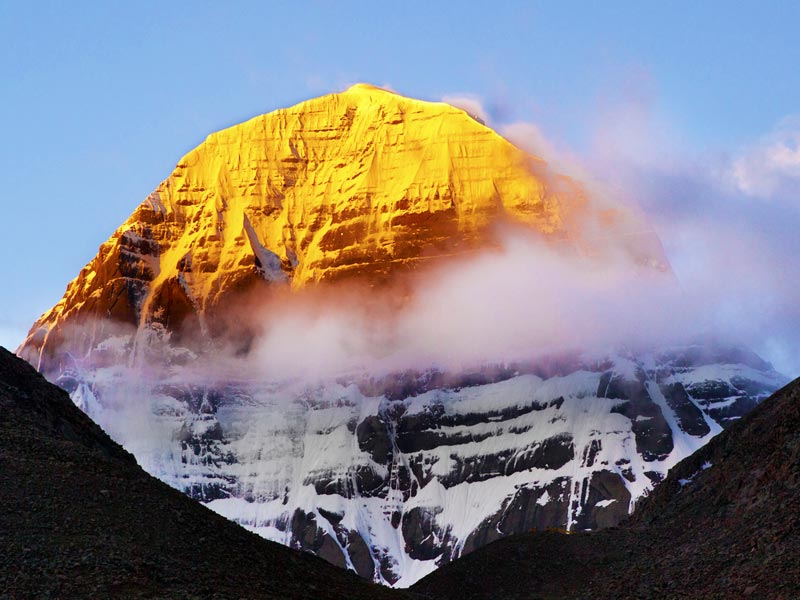 Tibetan Kailash Kora