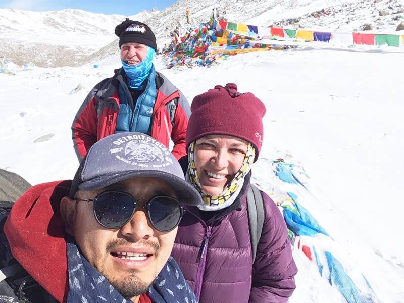 Trekking Mt Kailash