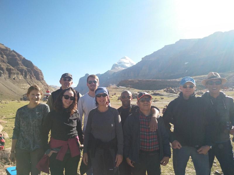 Trekking Mt.Kailash in August