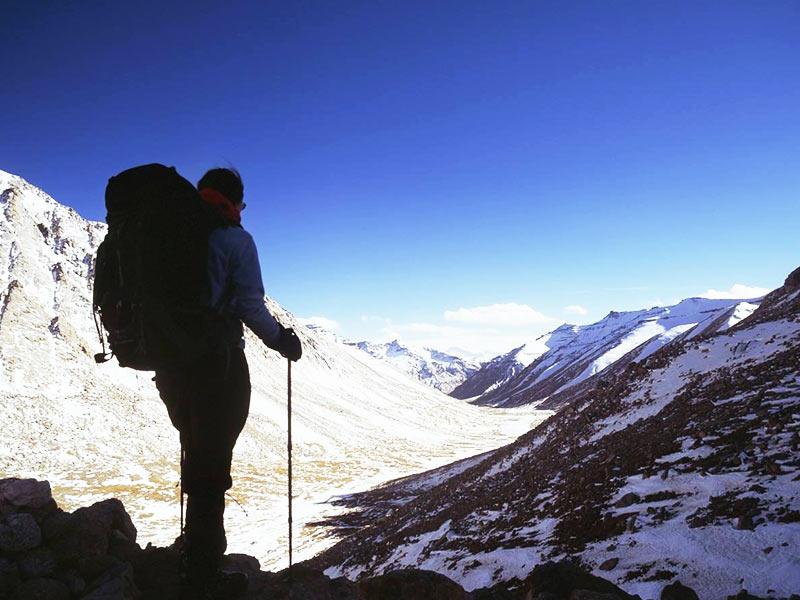 Travel Tibet in Winter