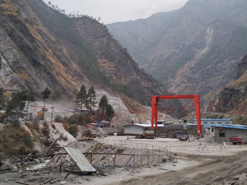 Gyirong Port Road Condition