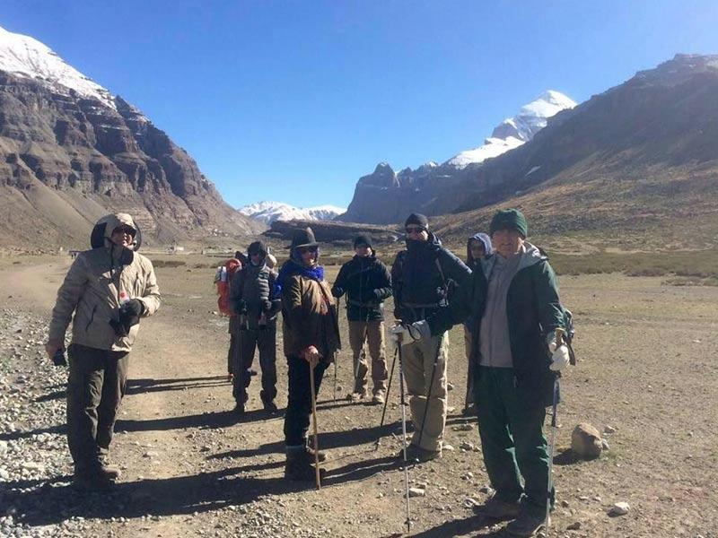 Mt Kailash Kora