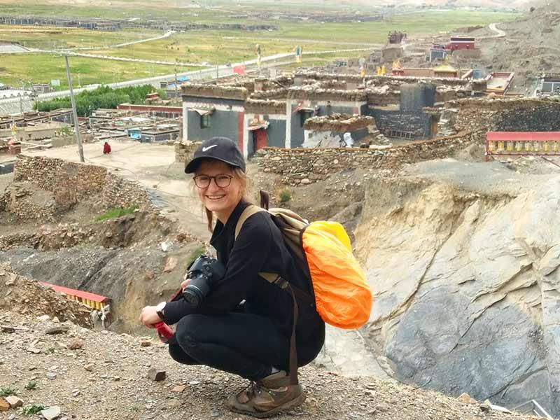 Tour the Sakya Monastery