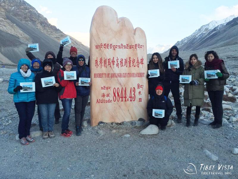 Mount Everest Base Camp Tour