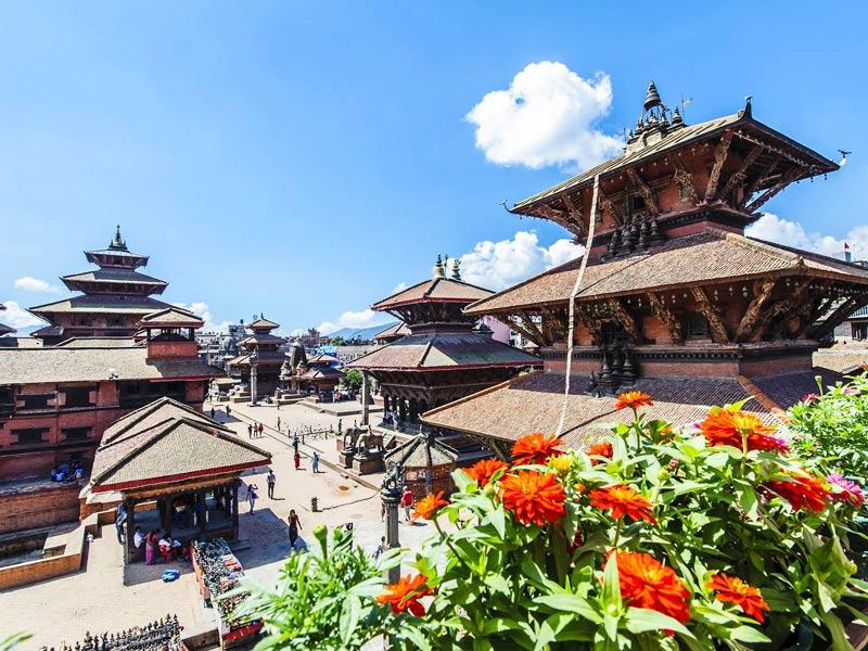 Malaysia to Lhasa via Kathmandu