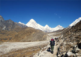 Lhasa to Everest Base Camp in-depth travel