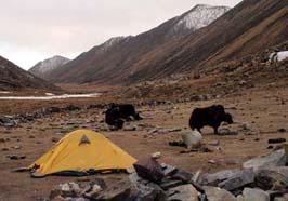 Tibet Ganden to Samye Trek