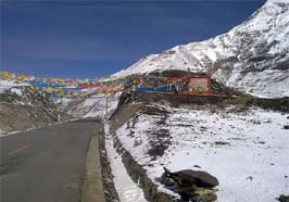 Lhasa to Kathmandu Overland without Visiting Everest Base Camp