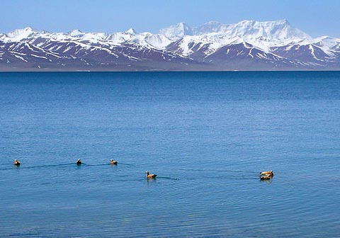 Lhasa and Namtso Lake 6 days,Tibet scenic tour,Group Tour