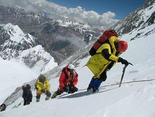 Six Tips on Winter Mountaineering in Tibet