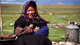Visit Nomad People in Nomadic Season