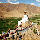 Yumbulakang, the best culture sites in Tibet