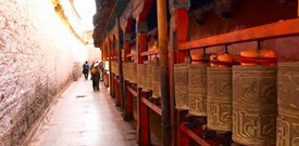 5 days lhasa ganden monastery tour