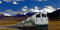 Tibet Train Travel