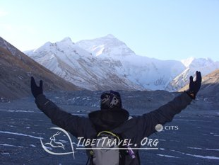 Kathmandu to Lhasa Land Tour via Everest Base Camp