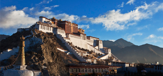 A Short Visit to Lhasa Tibet from Nepal
