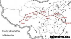 Lhasa to Shanghai Train, Schedule, Fares, Tickets, Booking