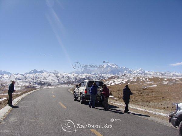 Lhasa to Kathmandu Tour