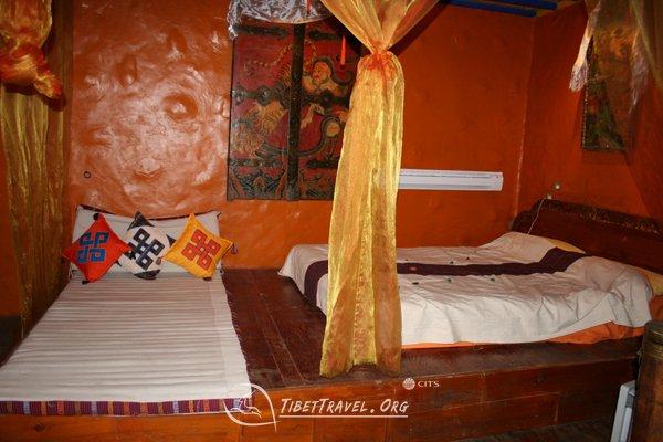 tibetan style bed