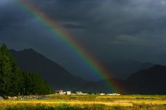 Best Time for Tibet Photography Trip-July and August