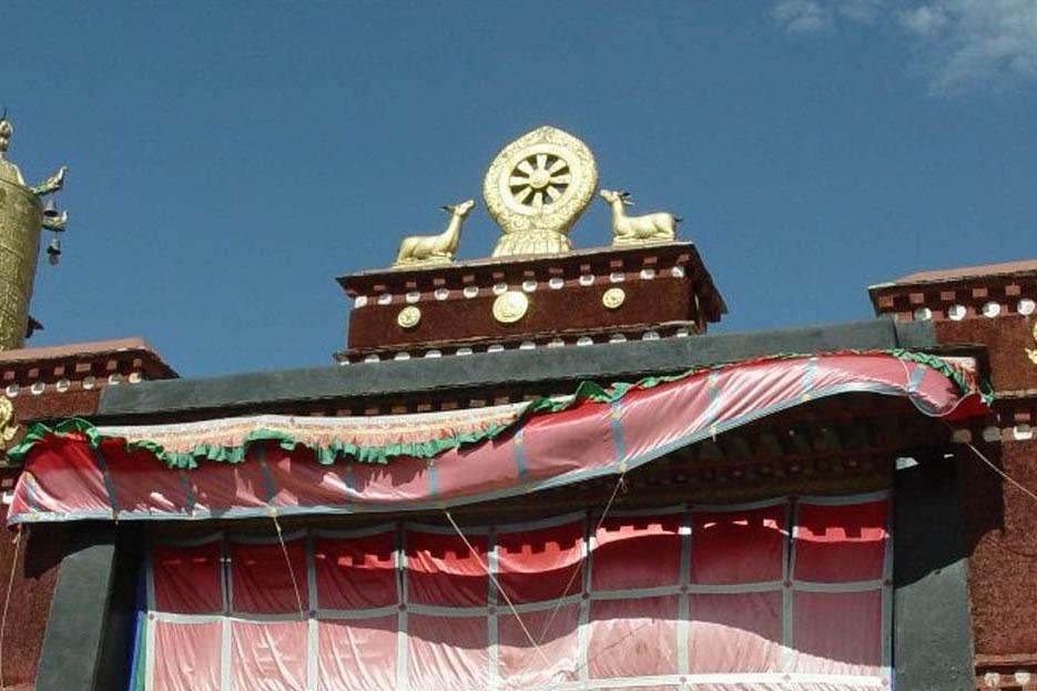 Riwoqe Monastery
