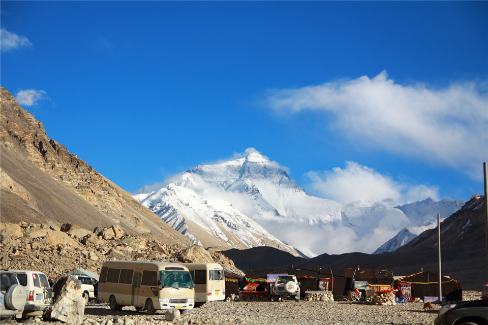 Everest Base Camp pictures and