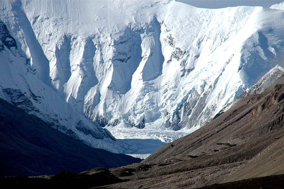 Rongpuk Glacier