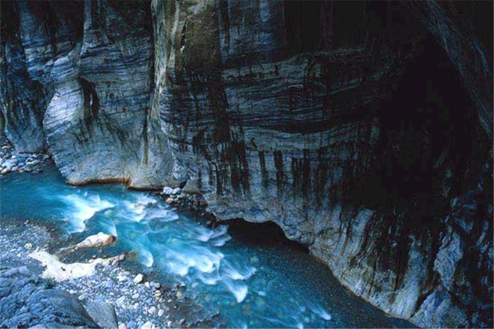 Drolma Canyon