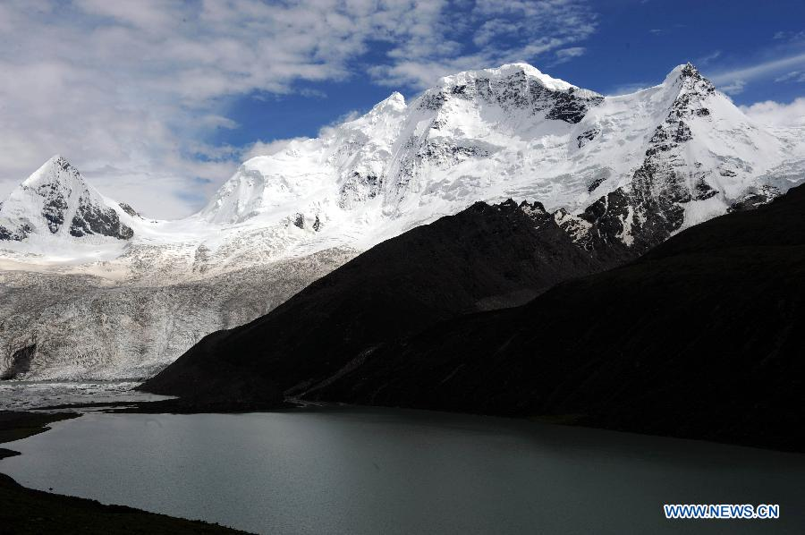 the glaciers of Mt.Sapukonglagabo