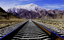 The Highest Railway in the World: Qinghai-Tibet Railway